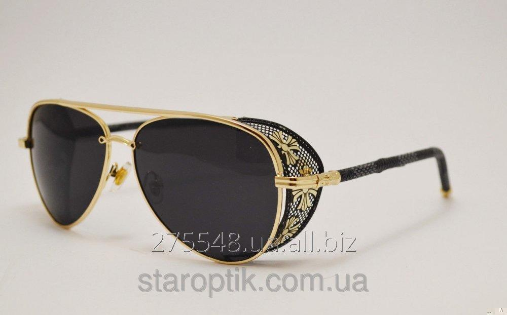 ba959c147920 Chrome Hearts sunglasses color gold with black buy in Chornomorsk