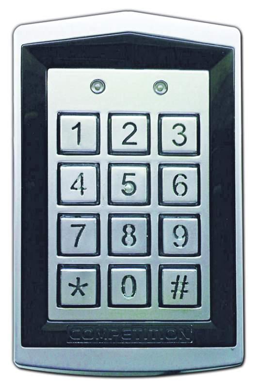 Цифровая кодовая панель Competition DH16A-10DT