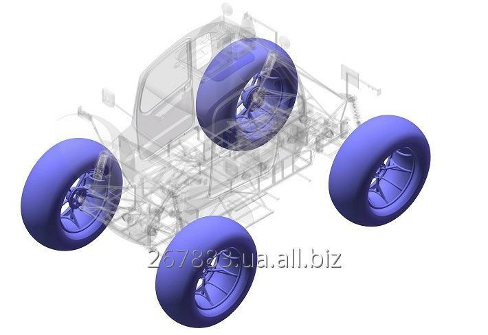 Buy Wheels for agricultural machinery