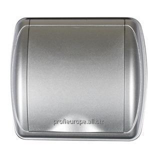 4760 Пневморозетки серии DUE silver