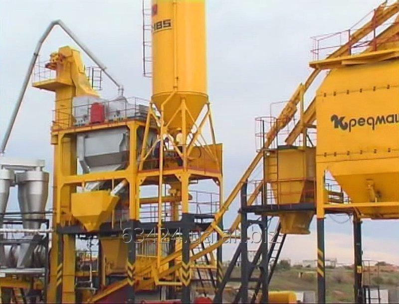 Buy Installation asfaltosmesitelny DS-16863 on natural gas Kredmash service