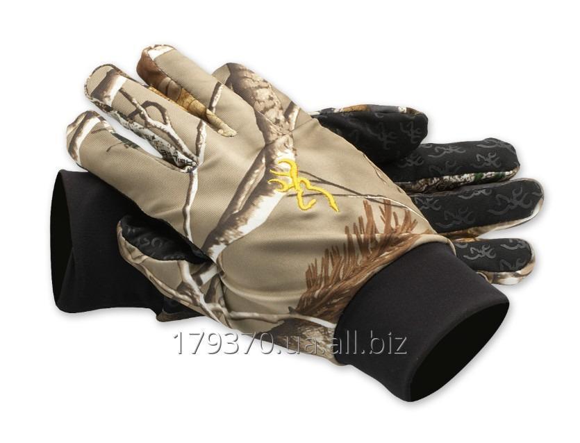Перчатки охотничьи Browning NTS Liner Gloves