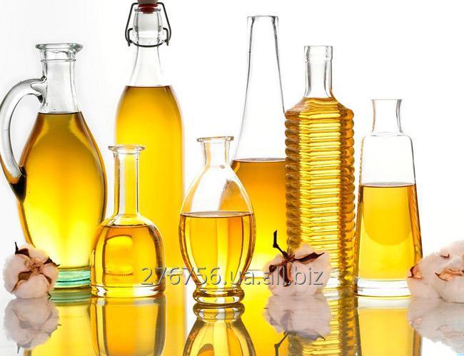 Масло подсолнечное нерафинированное (наливом, на экспорт)