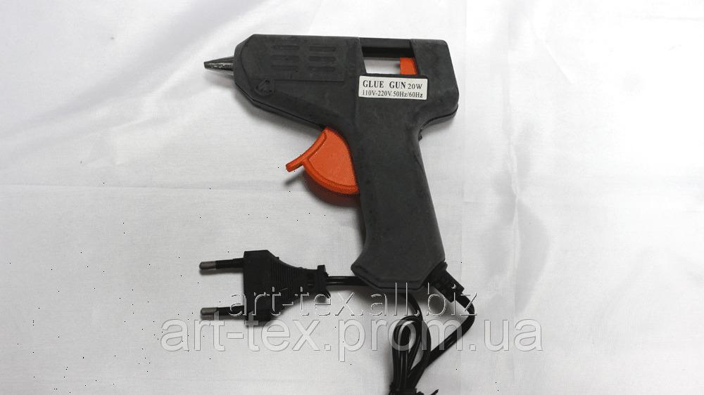 Пистолет для термоклея 7мм