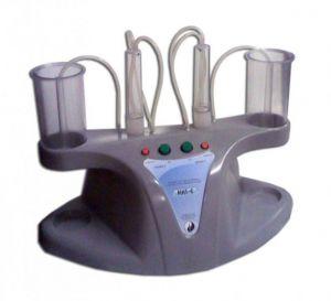 Аппарат для приготовления синглетно-кислородной смеси МИТ-С пенки настольний вариант двухканальный, артикул 30091