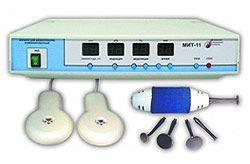 Аппарат для ультразвуковой и магнитолазерной терапии МИТ-11 физиотерапевтический, артикул 1055