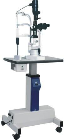 Лампа щелевая Биомед YZ-05 со столом, артикул 30074