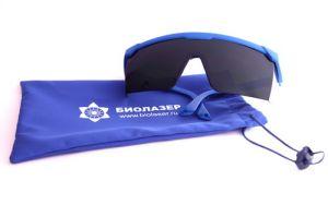 Очки защитные противолазерные закрытые Биолазер, артикул 40126