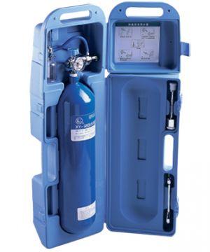 Баллон кислородный в пластиковом футляре 2 л, артикул 40116