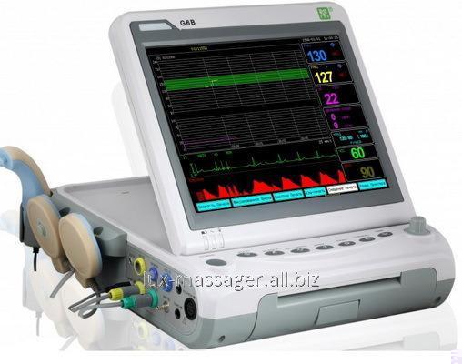Фетальный монитор G6B+ с максимальным контролем плода и матери, артикул HK077