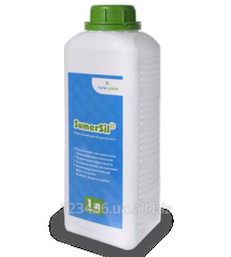 "Buy Disinfectant ""Sumer Silver"" (TM SumerSil). Kontsetrat 1 liter"