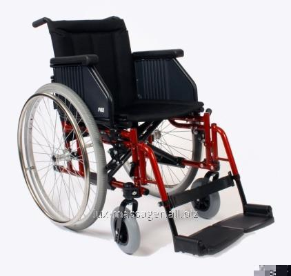 Активная инвалидная коляска Fox Hemi