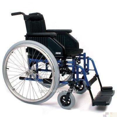 Активная инвалидная коляска Fox Hemi Ampy