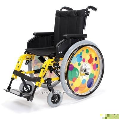 Активная инвалидная коляска Fox Tango