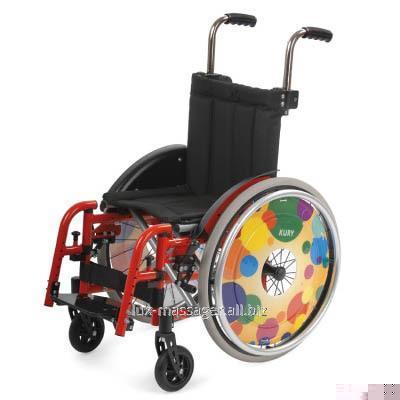 Детская складная инвалидная коляска Kid2