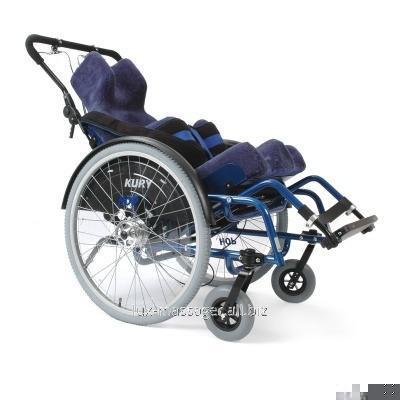 Специальная инвалидная коляска Hop с шасси