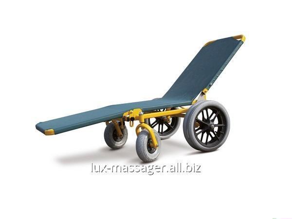 Специальная инвалидная коляска Mlok  Salamander  для купания