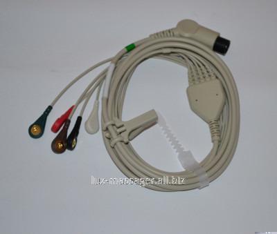 Кабель ЭКГ 5-ти канальный, артикул HK043