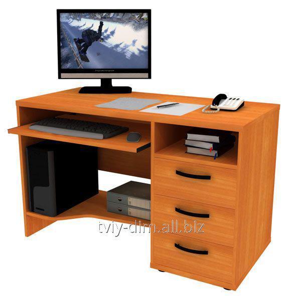 Письменный стол AMF ST-82Г вишня/вишня