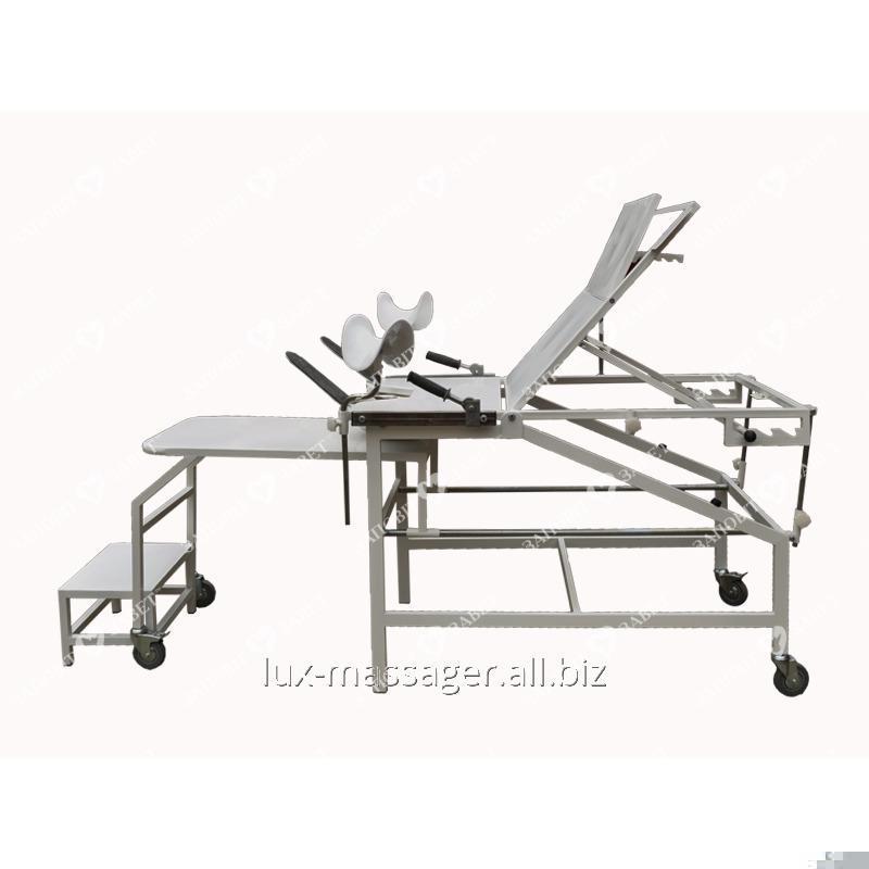 Кровать акушерская для родовспоможения КА-2  типа Рахманова