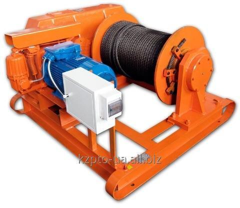 Buy Winches are elektricheky