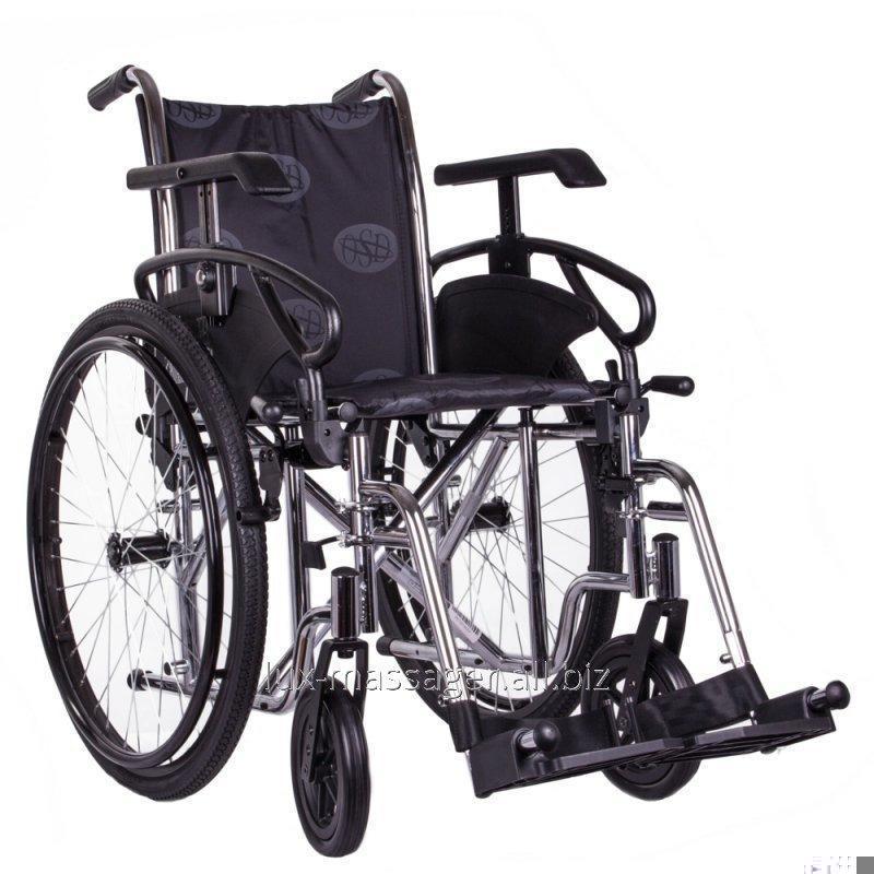 Коляска инвалидная Millenium III хром, артикул OSD-STC3--
