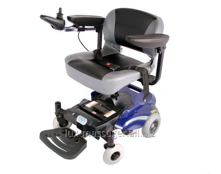 Электроколяска Rio Chair , синяя, артикул MAMBO 211