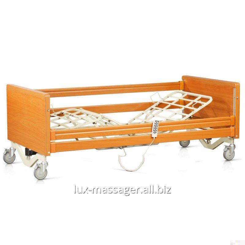 Кровать с электроприводом с металлическим ложем TAMI, артикул OSD-91