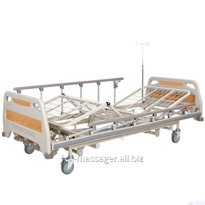 Кровать механическая с регулировкой высоты, 4 секции, артикул OSD-94U