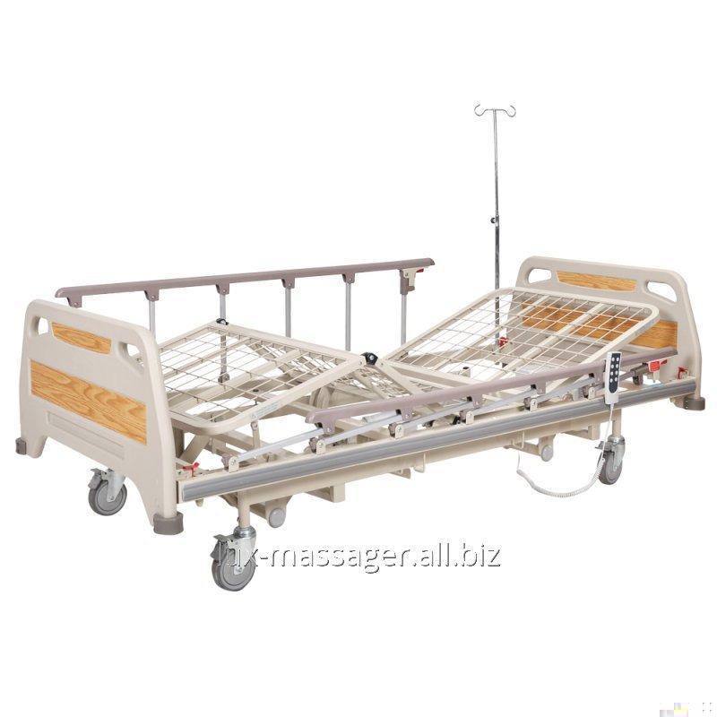 Кровать медицинская с электроприводом, 4 секции, артикул OSD-91EU