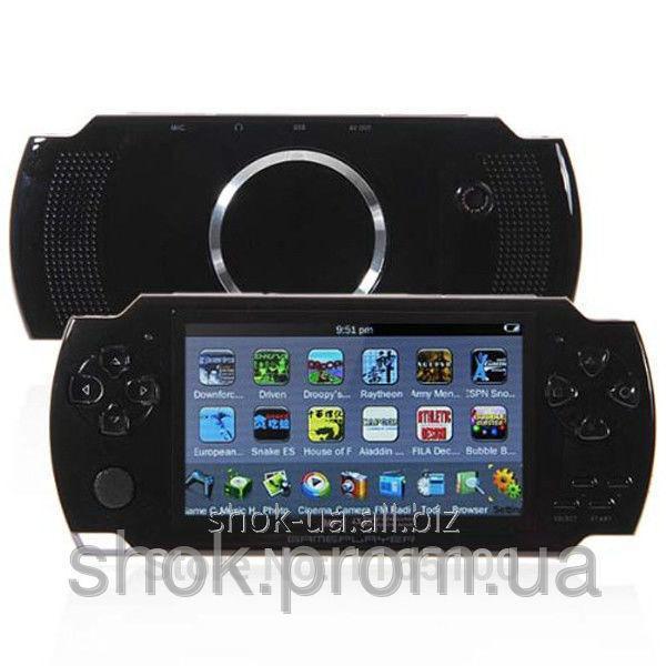 Купить PSP Игровая консоль (приставка) на 8 Гб. 3000 игор, Камера, Плеер