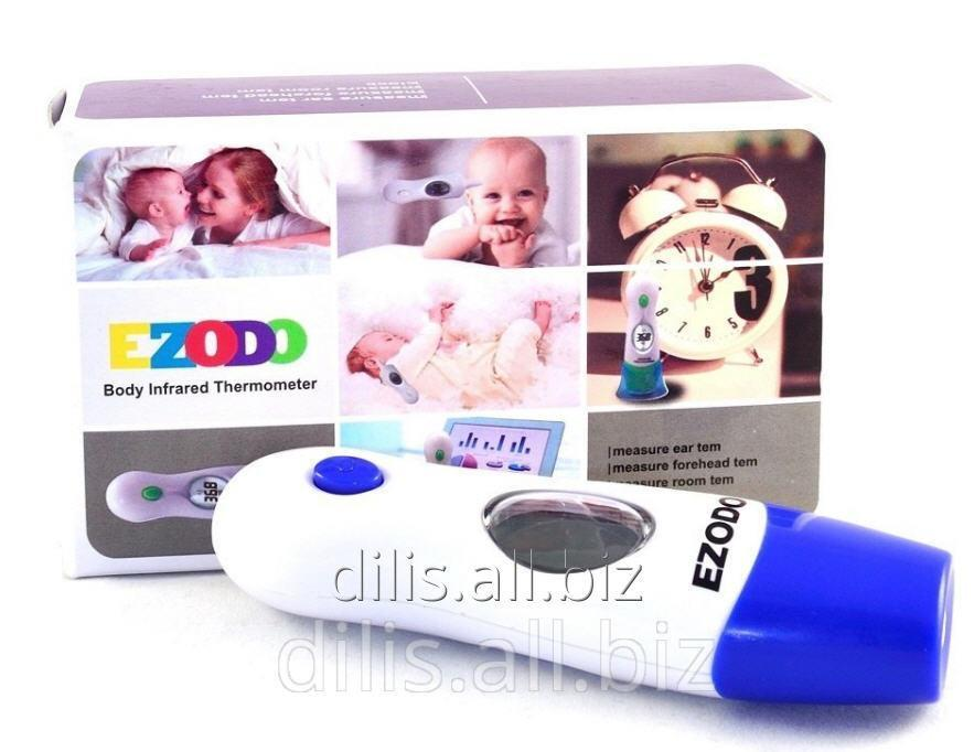 Термометр медицинский бесконтактный Ezodo 366