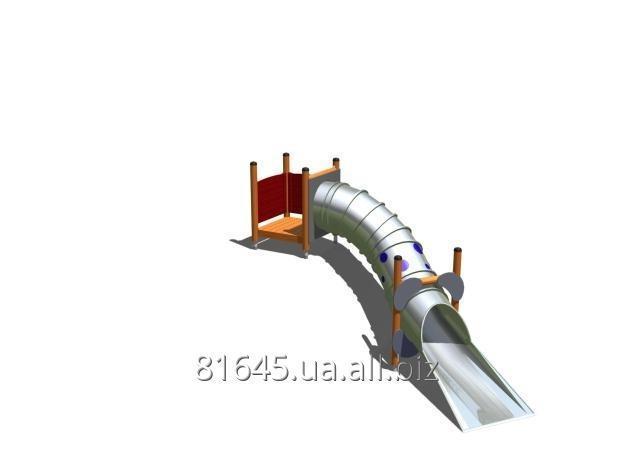 Купить Спусковая горка - труба Rider 1.8х3.0