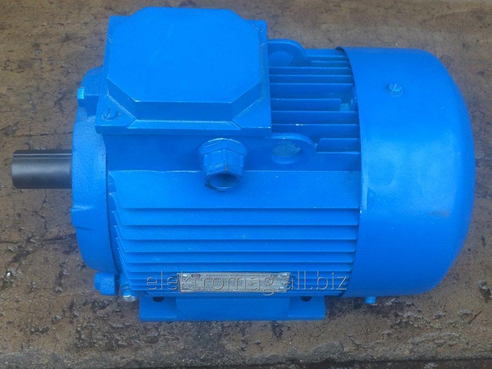 Купить Двигатель асинхронный трехфазный АИР-53, АИР-66, АИР-71, АИР-80, АИР-90, АИР-100, АИР-112, АИР-132, АИР-160, АИР-180 и однофазный АИРЕ- АИР3Е-