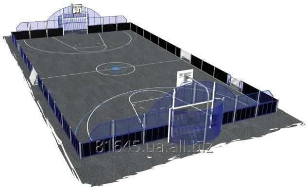 Купить Поля для футбола HAGS Arena Miami 16х30