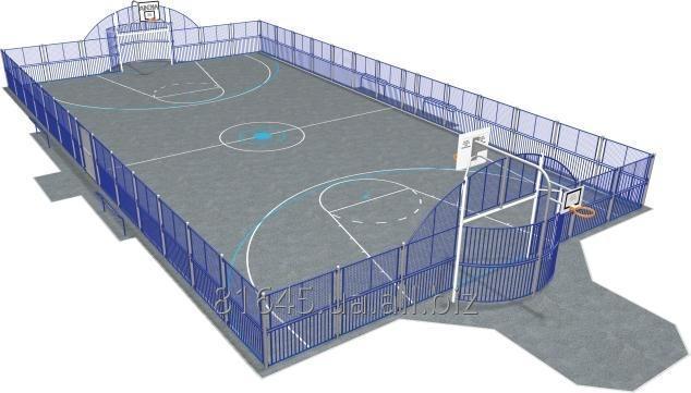 Купить Поля для футбола HAGS Arena Detroit 16х31
