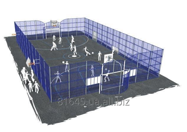 Купить Поля для футбола HAGS Arena Chicago 12х24