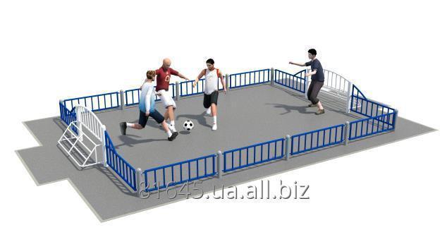 Купить Поля для футбола HAGS Nutmeg Salvador 5х7