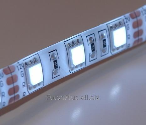 Светодиодная лента SMD 5050 (60 LED/m) IP20