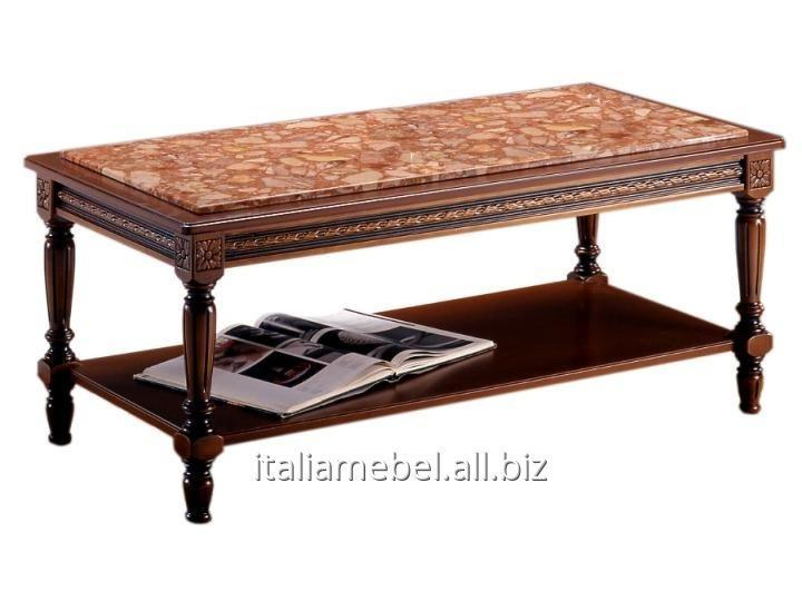 Купить Итальянский журнальный, столешница искусственный мрамор, Galimberti
