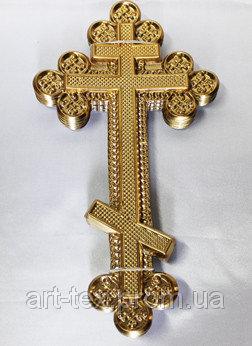 Крест ажурный без распятия 1.02, 50 шт./упак.