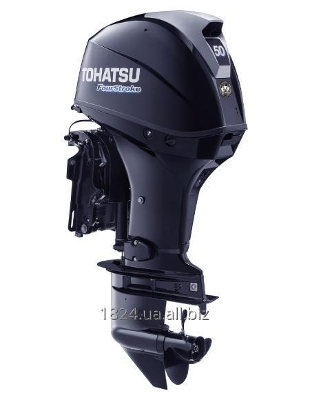 Купить Четырехтактный лодочный мотор Tohatsu MF50A