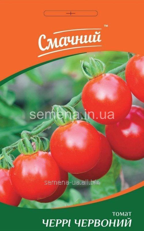 Купить Семена томатов Черри красный, Артикул УТ000002988