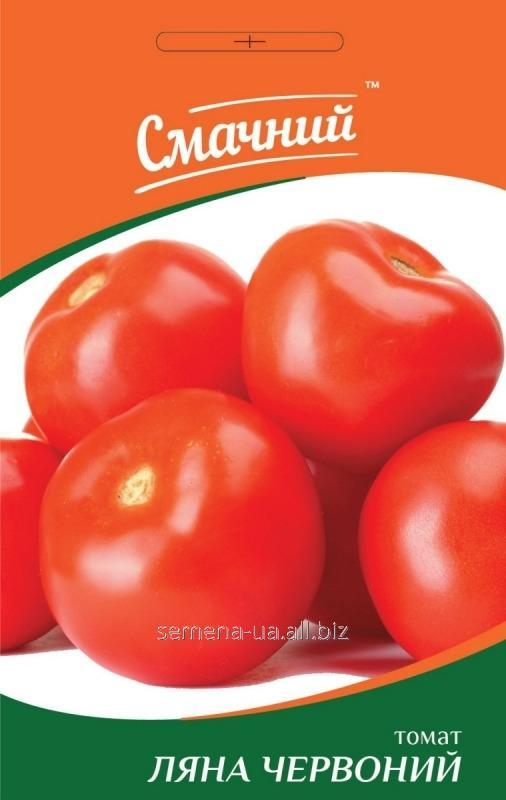 Купить Семена томатов Ляна красная, Артикул УТ000003042