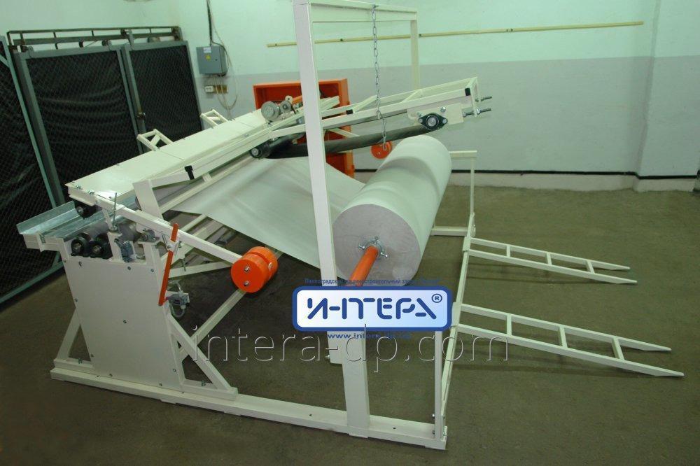 """Оборудование для производства рулончиков туалетной бумаги. Комплект оборудования """"Для Старта"""""""