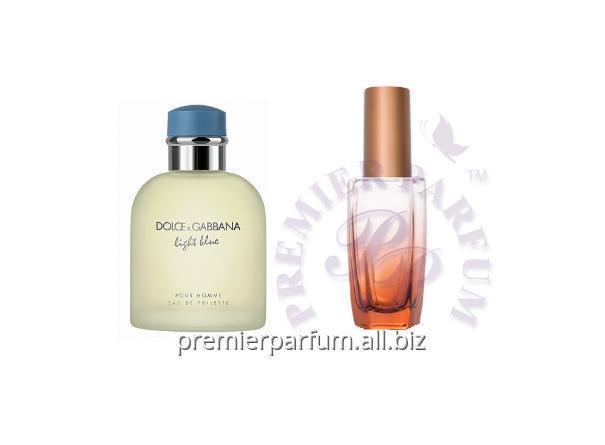 4476588e447 Духи №278 версия light Blue Pour Homme (D G) ТМ «Premier Parfum ...