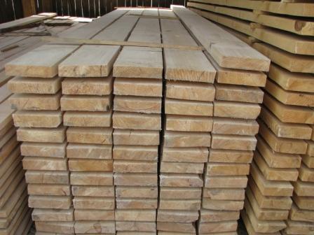 Купить Обрезные, необрезные деревянные доски