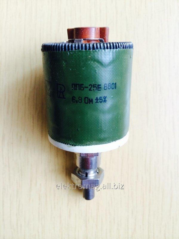 Резистор ППБ-25Е-25Вт 6,8 Ом