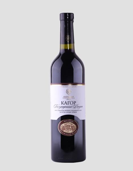 Купить Вино красное Кагор, 0,75 л