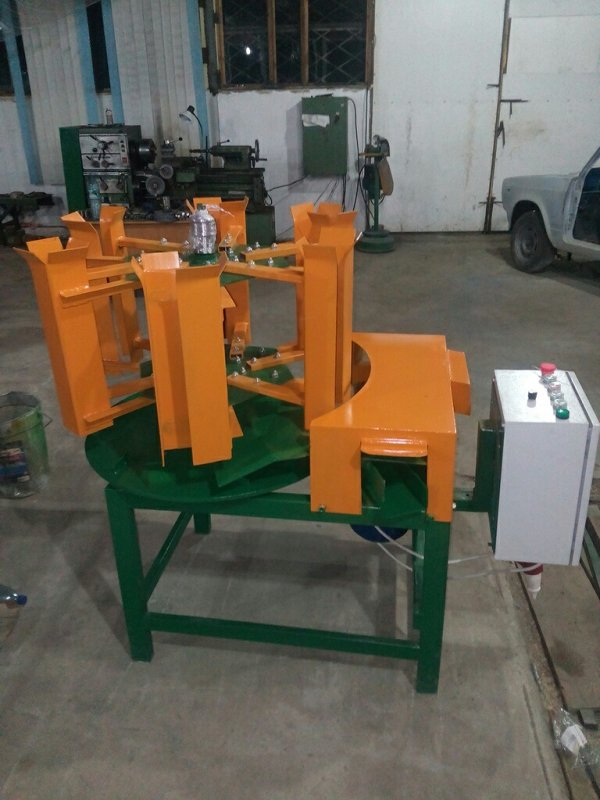 Buy He machine tortsovochny for lugs